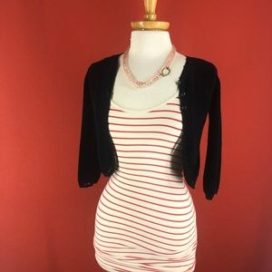 BP long fitted tank top/dress Size XS